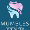 Mumbles Dental Spa Blue Logo